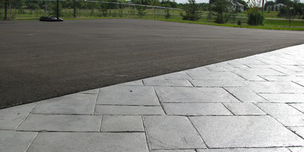 Residential Decorative Concrete