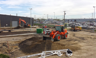 Subgrade Preparation & Stabilization