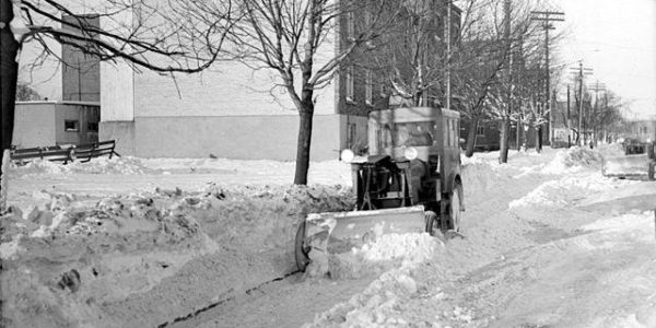 Snow Removal Bylaws Edmonton
