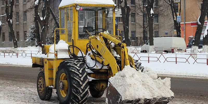 Snow Removal Services in Edmonton