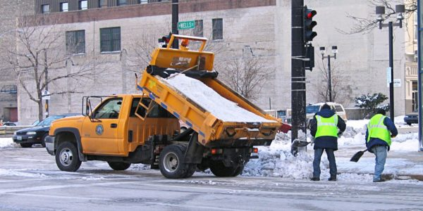 Snow Removal Surfaces