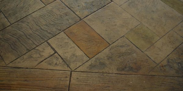 Stamped Concrete Companies in Edmonton