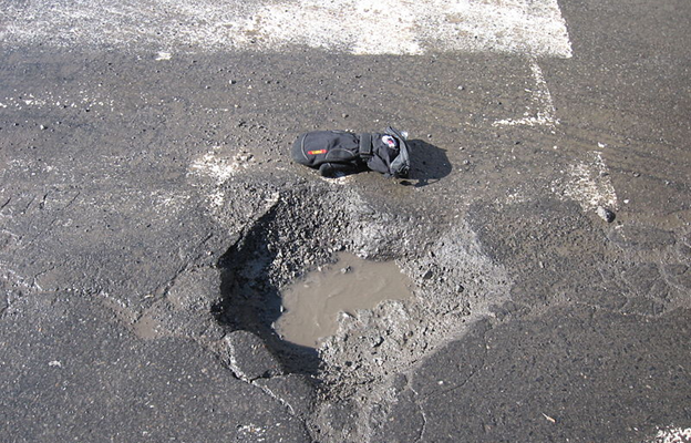 prevent potholes
